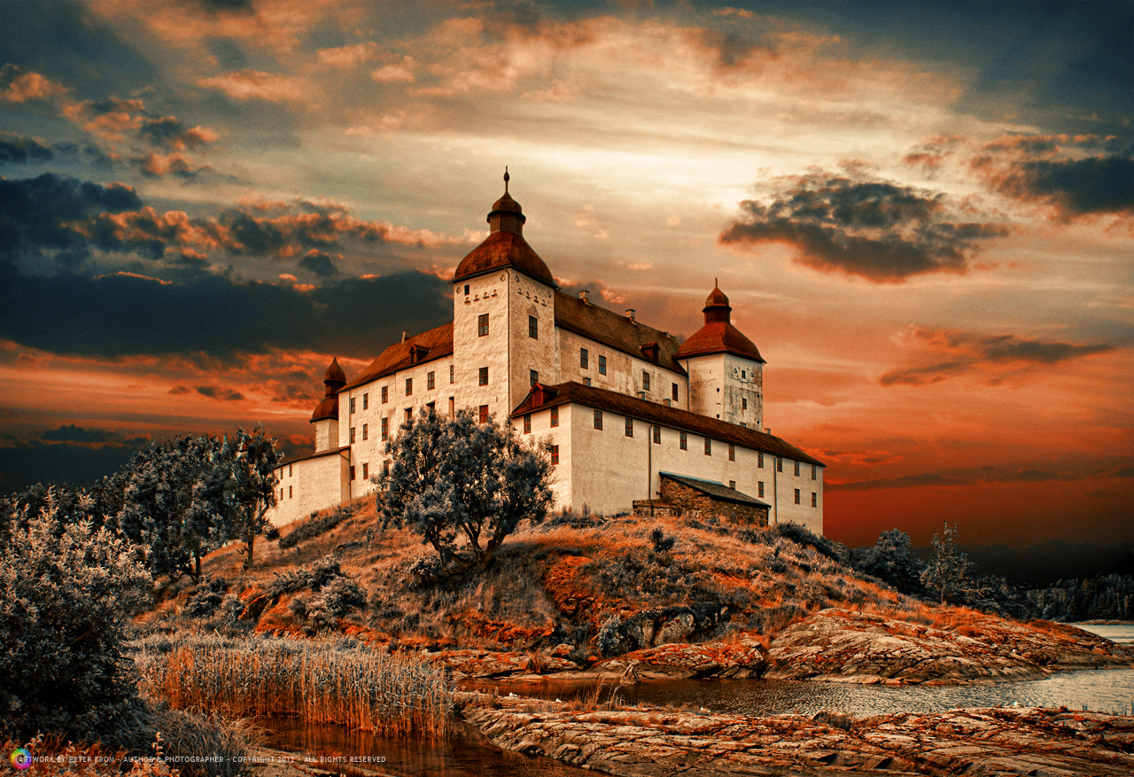 Photograph Läckö Castle, Sweden by Peter From on 500px
