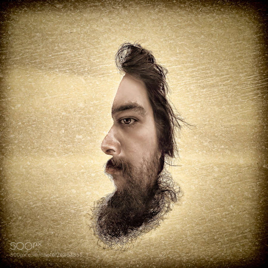 Photograph Self portrait: II by Sidney Bovy on 500px