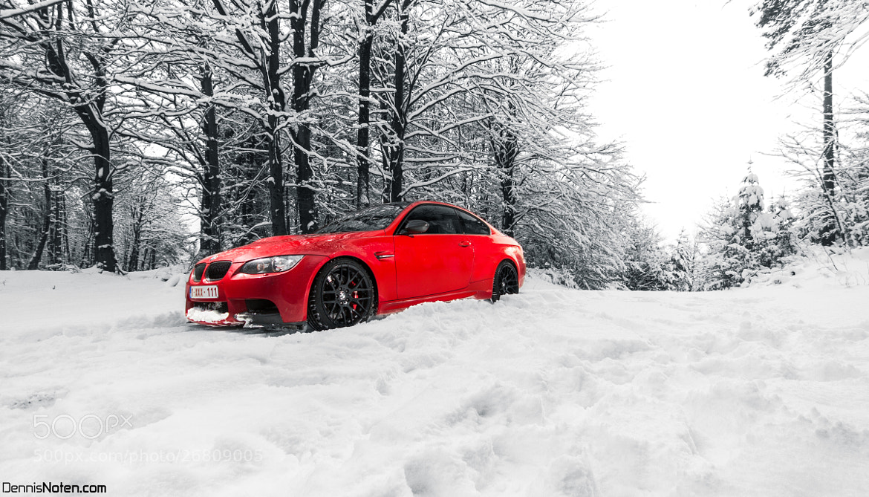 Photograph BMW ///M3 by Dennis  Noten on 500px