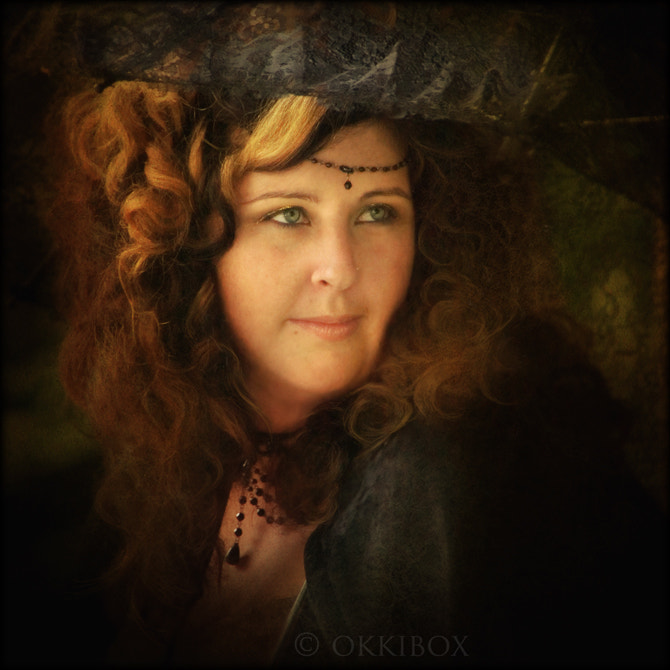Photograph Lady In Black by Maria Jo okkibox on 500px