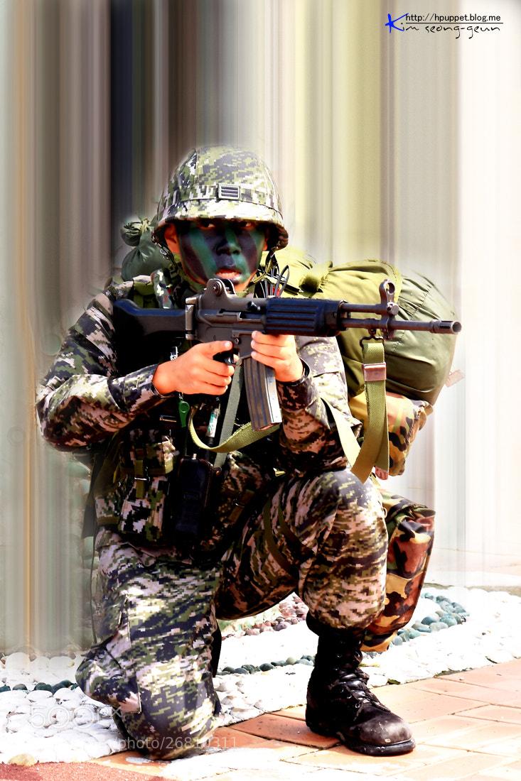 Photograph commandos by kim seong-geun on 500px