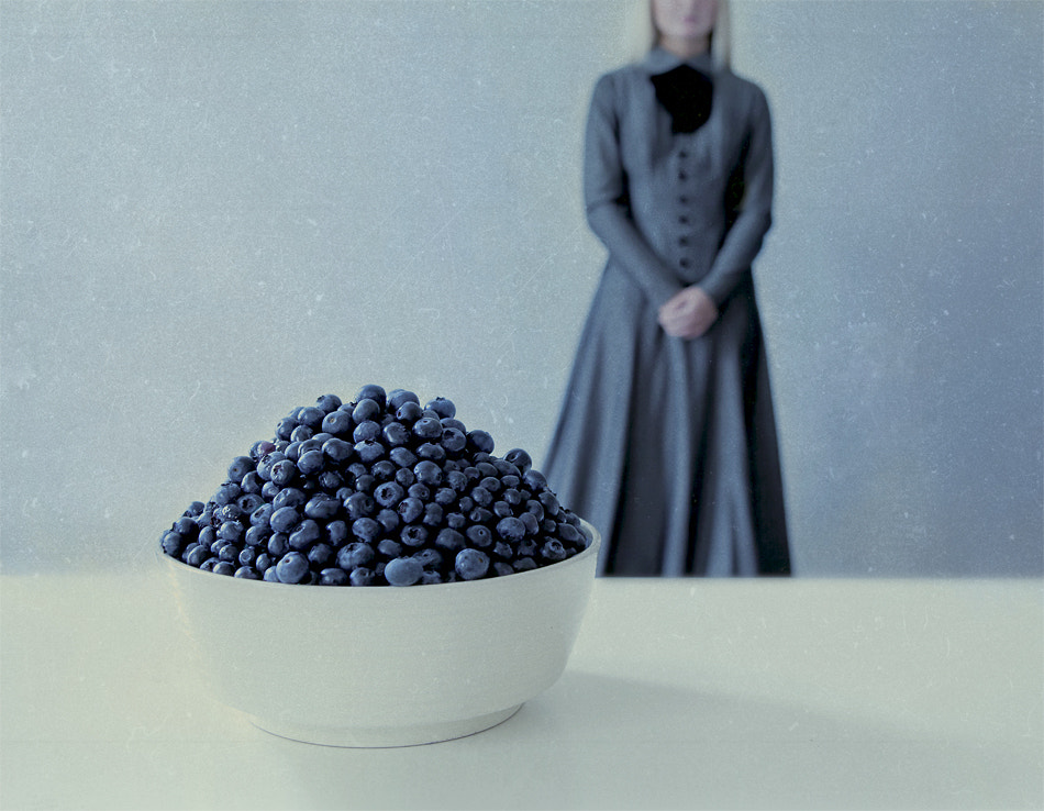 Photograph blueberry blues by Olga Astratova on 500px