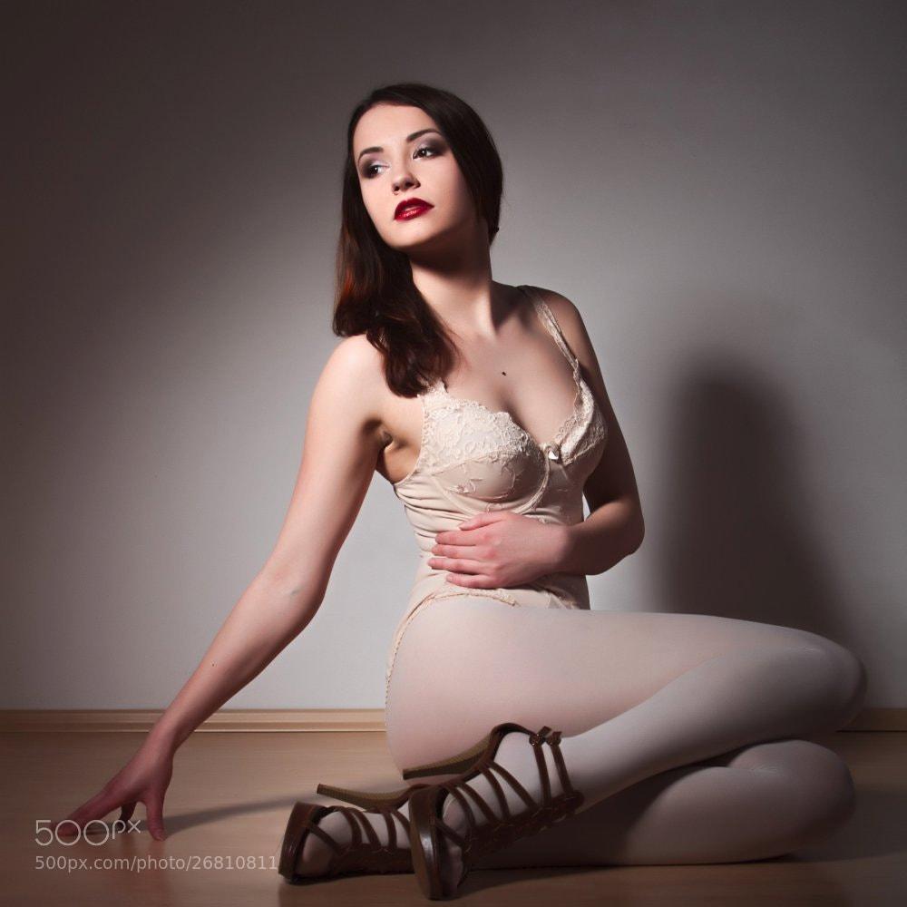 Photograph Eliska by Jiri  Bernovsky on 500px