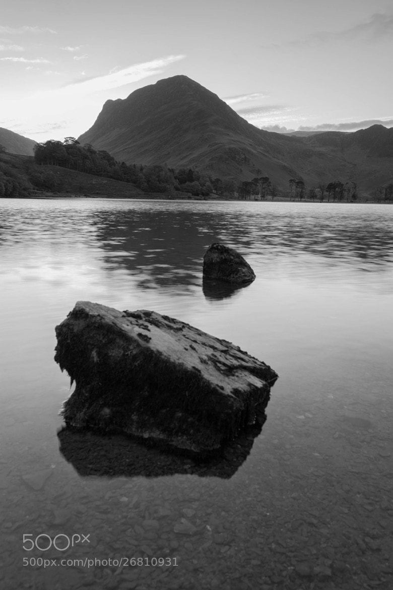 Photograph Buttermere Mono  by Carl Mickleburgh on 500px