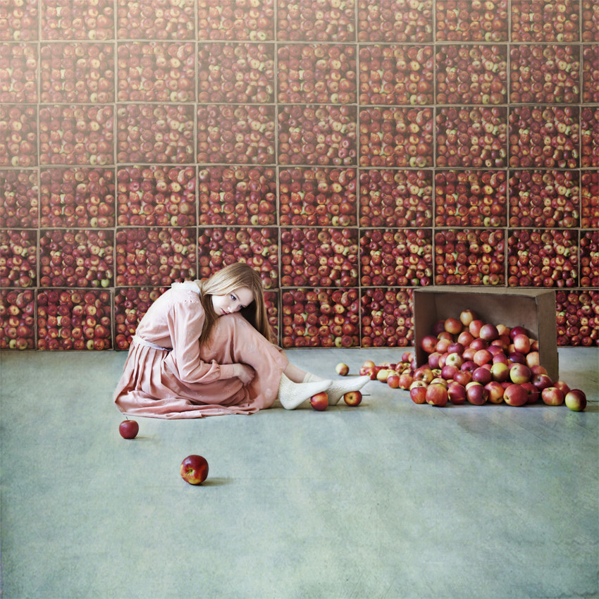 Photograph in the apple room by Olga Astratova on 500px
