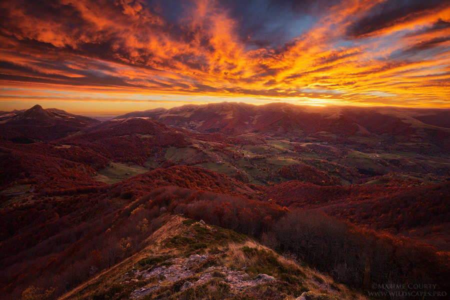 Photograph The Unbelievable Sunrise by Maxime Courty on 500px