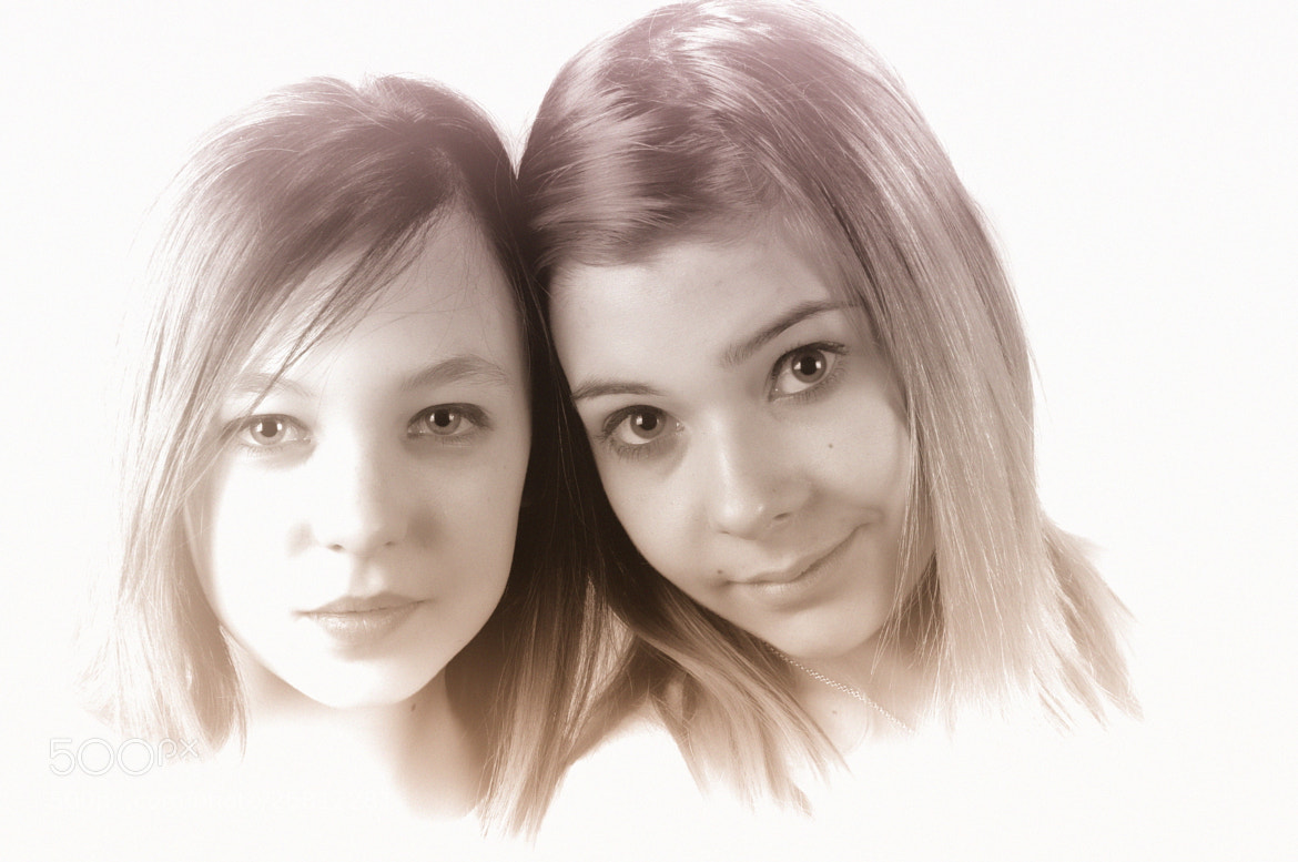 Photograph Emily and Mandy 04 by Christian BERND on 500px