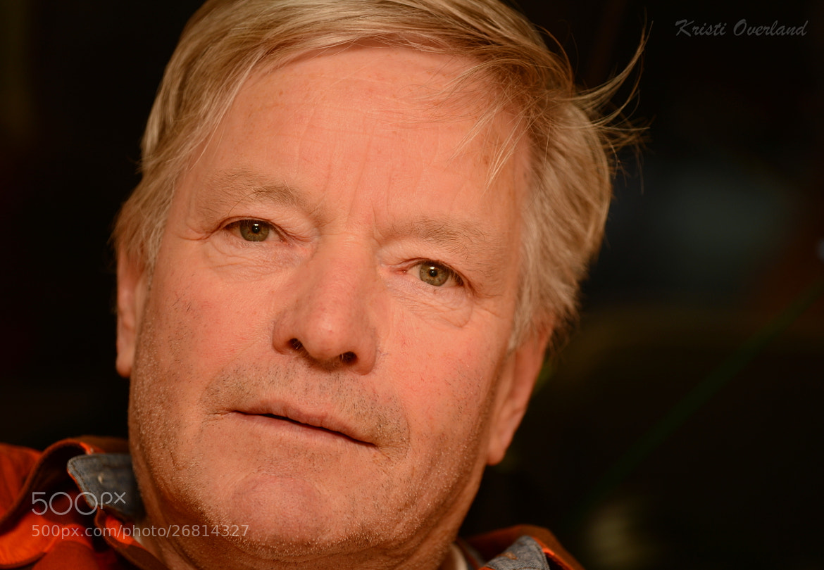 Photograph Magne by Kristi Overland on 500px