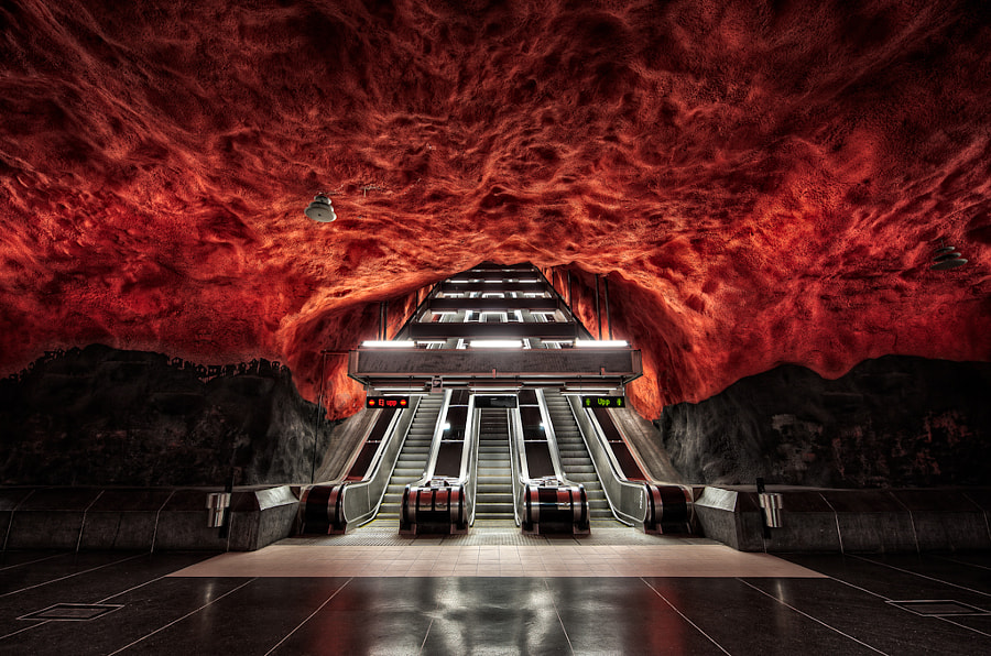 Belly Of The Beast by Elia Locardi on 500px