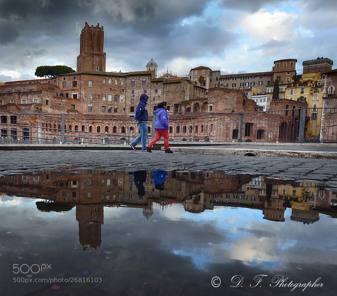 Photograph Puddle by Daniele Forestiere on 500px