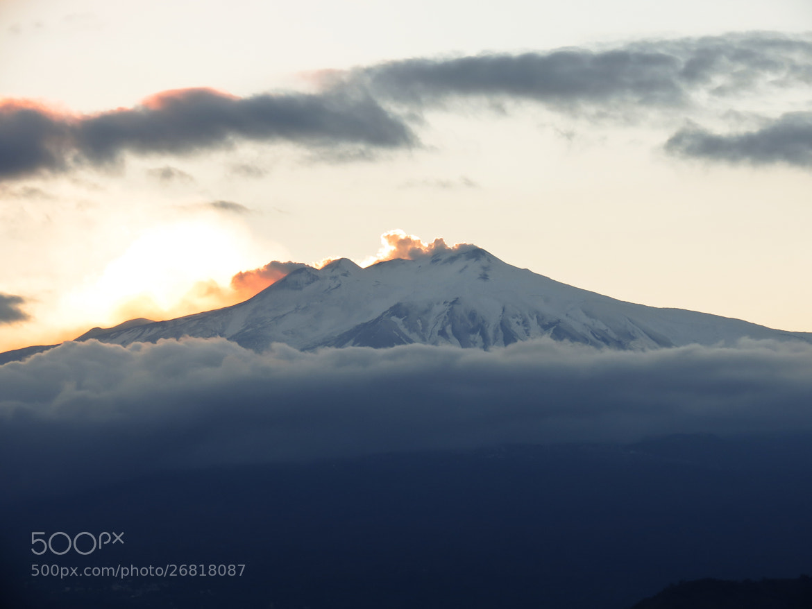 Photograph Etna #The Crater by Andrea Merenda on 500px