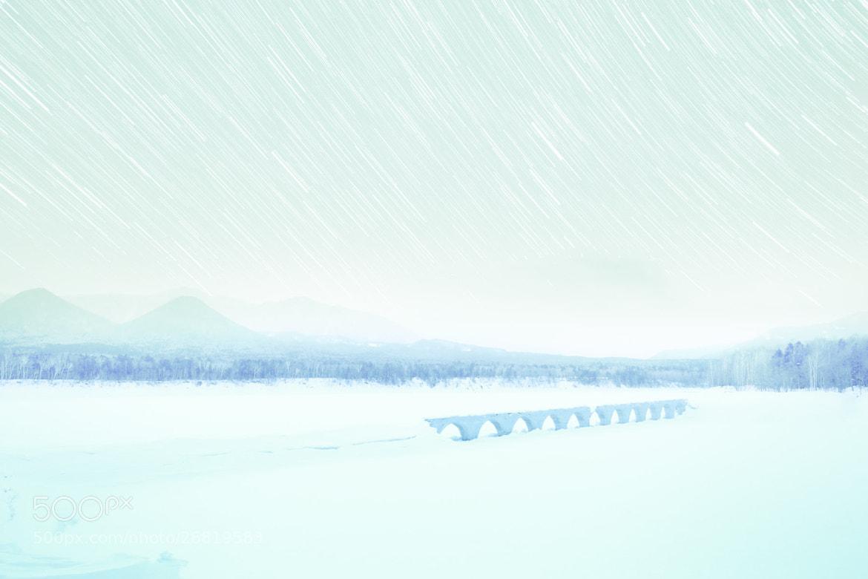 Photograph おかえり銀河鉄道 by hirosima munetaka on 500px