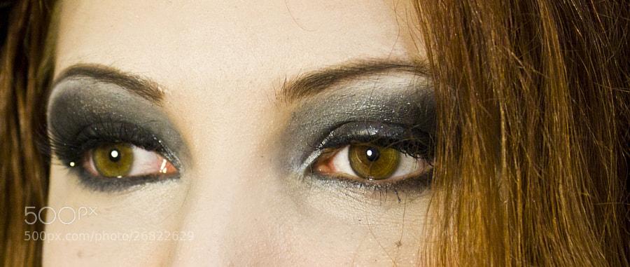Cat's Eye by Inna Baumane (Vilvarin)) on 500px.com