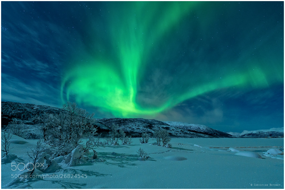 Photograph Aurora by Christian Bothner on 500px