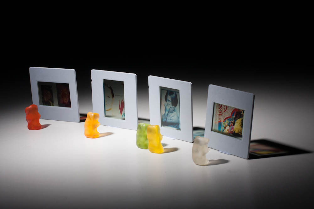 Photograph Gummy Bears at the Museum by Max Sammet on 500px