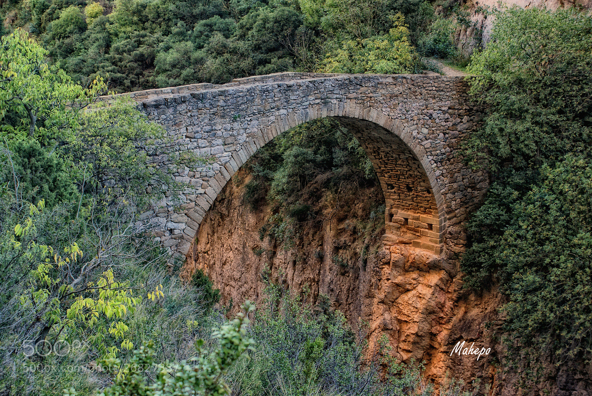 Photograph Puente de la sierra by Manuel Herrero on 500px