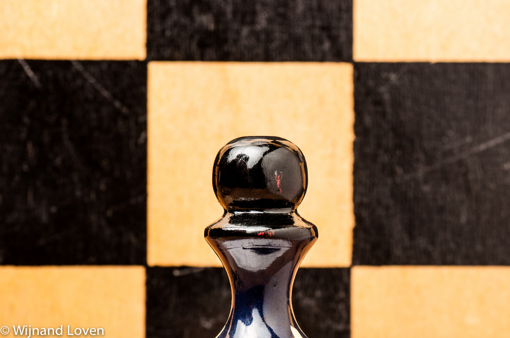 Photograph Power of pawn by Wijnand Loven on 500px