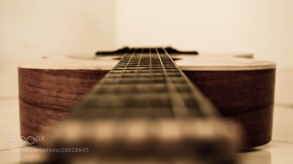 Photograph The Strings... by Rahul S on 500px