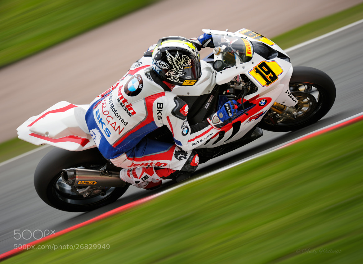 Photograph Steve Brogan by Andy  Wellings on 500px