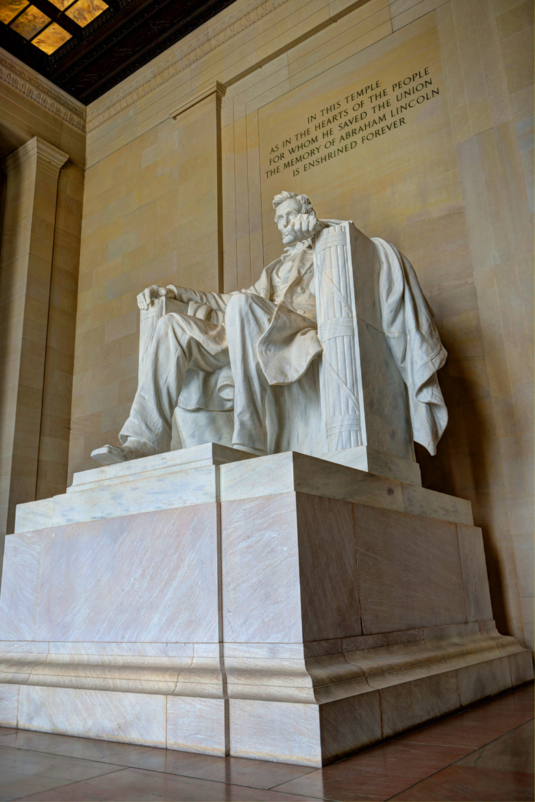 Photograph Lincoln Memorial II by Michael S Thompson on 500px