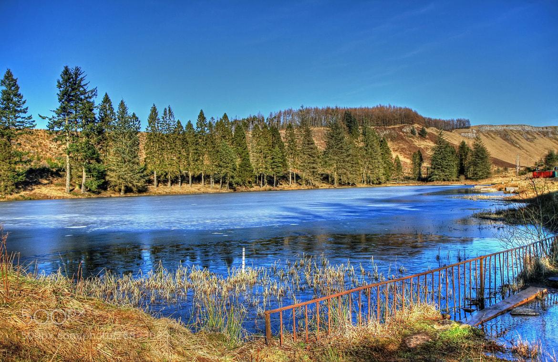 Photograph Loch Ledcrieff by Hilda Murray on 500px
