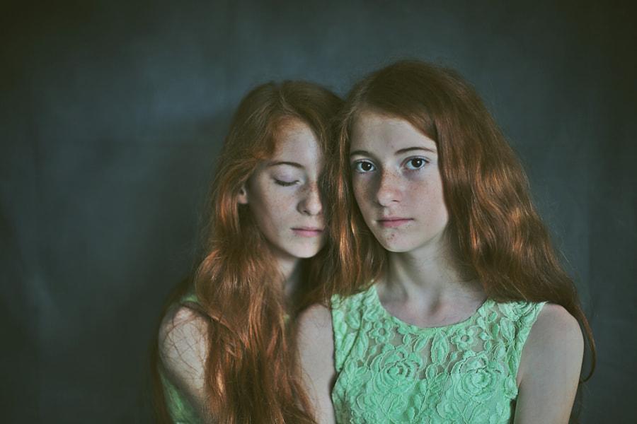 Sisters by Zuzana Valla on 500px.com