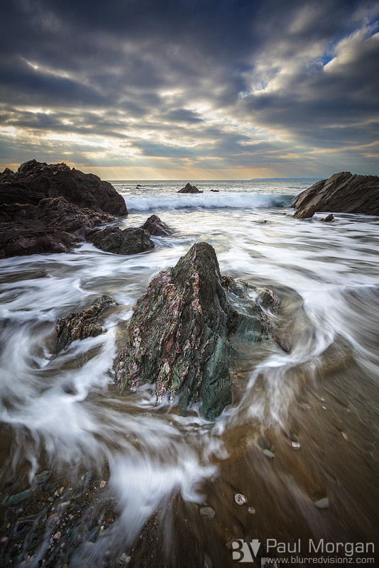 Photograph Wave Around by Paul Morgan on 500px