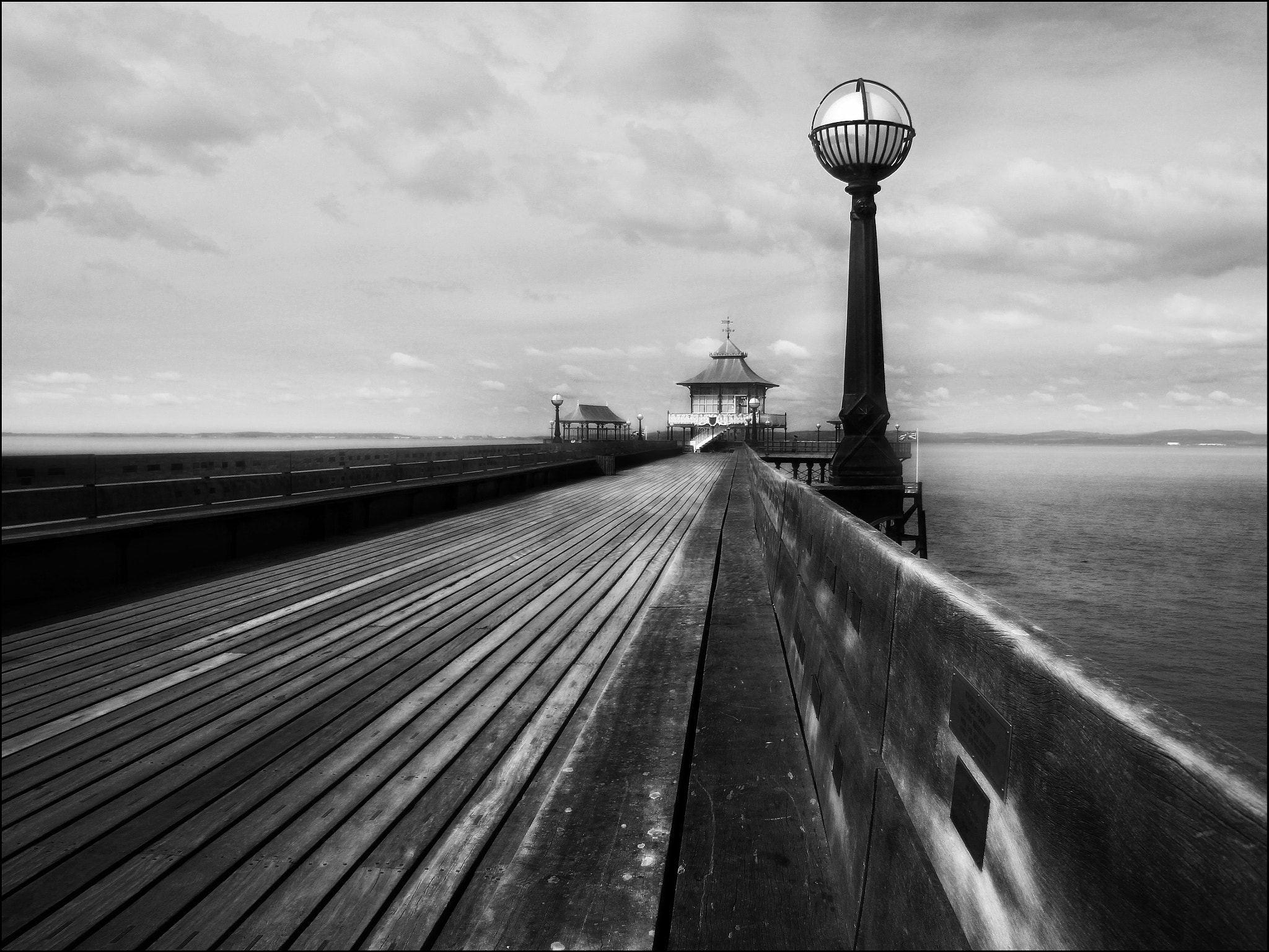 Photograph The pier.... by Jem Salmon on 500px