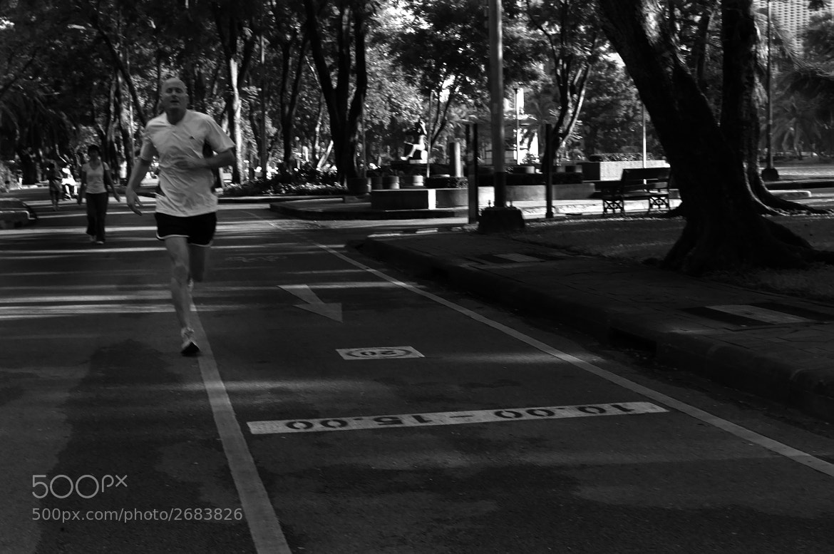 Photograph Run for life by Weerachai Mutahatakorn on 500px