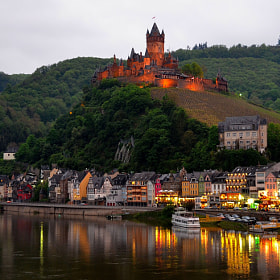 Cochem-Mosel. Germany. by Einar Westgaard (e-west)) on 500px.com