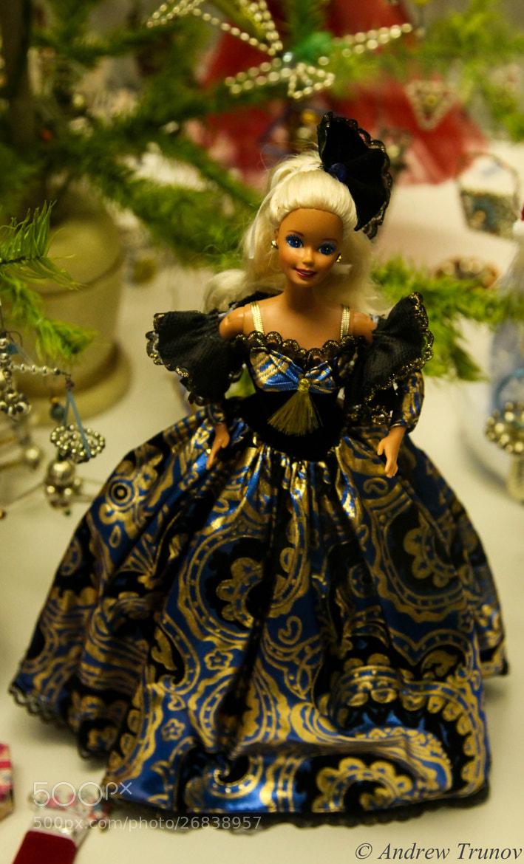 Photograph Barbie (Museum Hracek, Praha) by Andrew Trunov on 500px