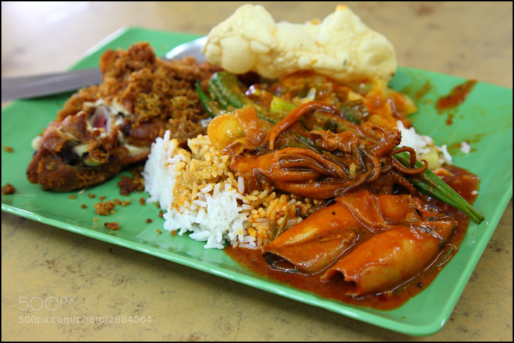 Penang Nasi Kandar by vkeong  on 500px.com