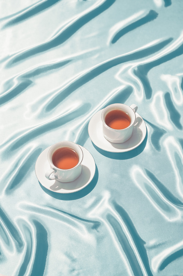 A Couple Cup of Tea on Satin by Hardi Saputra on 500px.com