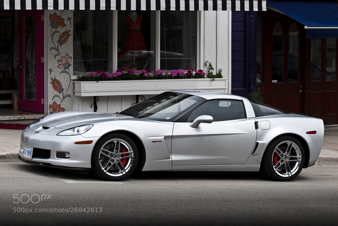 Photograph Marek Michalek - Corvette by Photoshootme.ca Studios on 500px