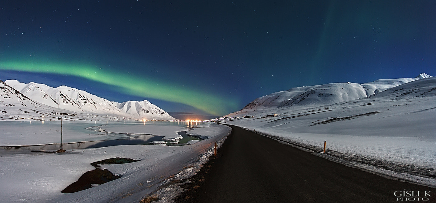 Photograph The Road Home by Gisli Kristinsson on 500px
