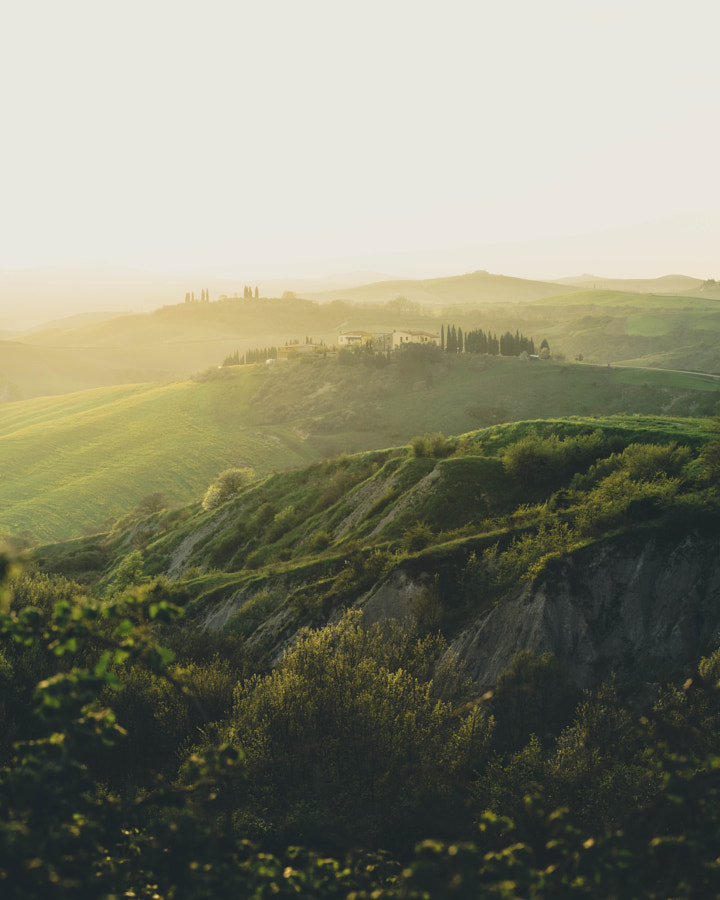 Val D'orcia by Marco Rocchigiani on 500px.com
