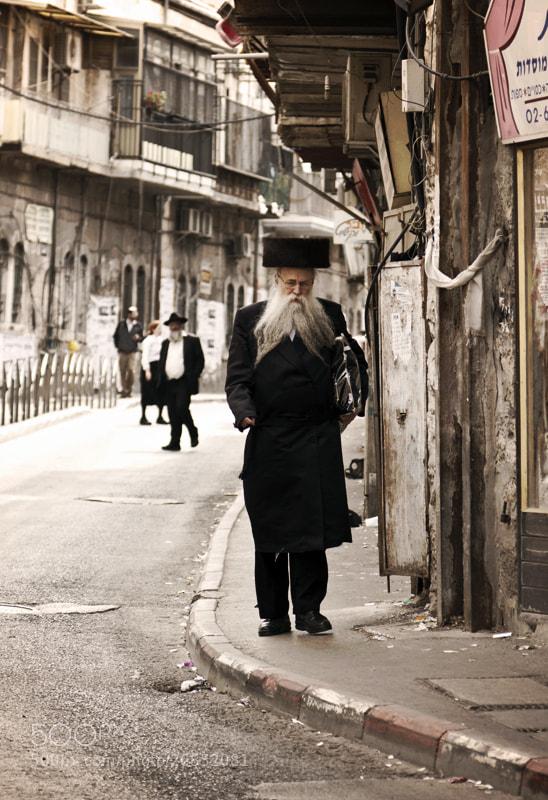 Photograph Mea Shearim - Jerusalem by Viviane Nathan on 500px