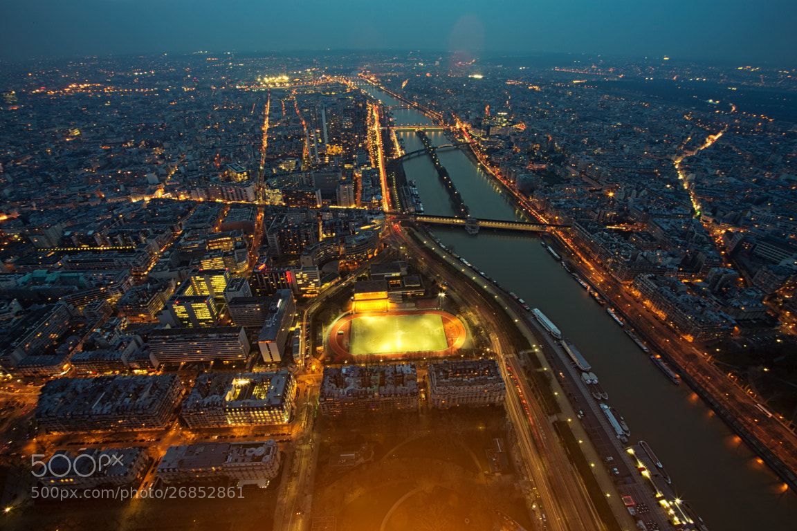 Photograph PARIS by EDGAR KATKOV on 500px
