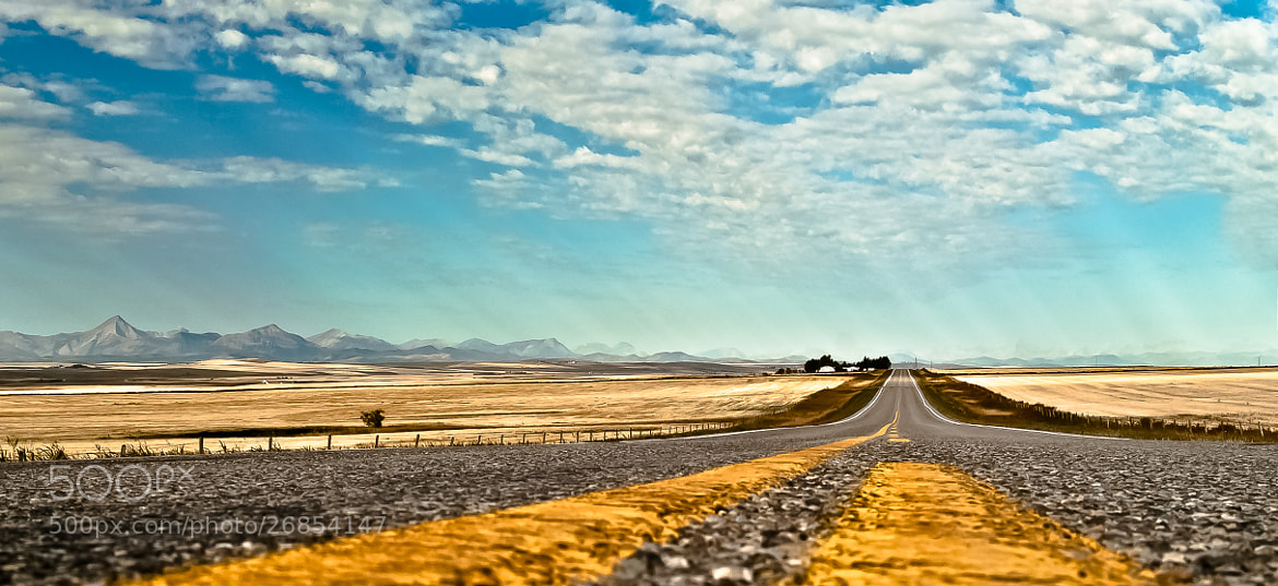 Photograph The Long Road Home by Steve Boone on 500px