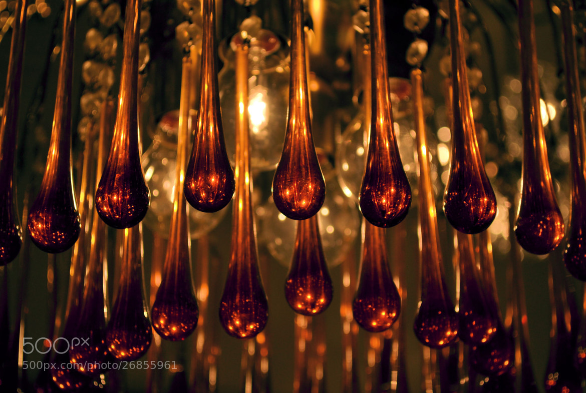 Photograph Glass droplets by Heather Aplin on 500px
