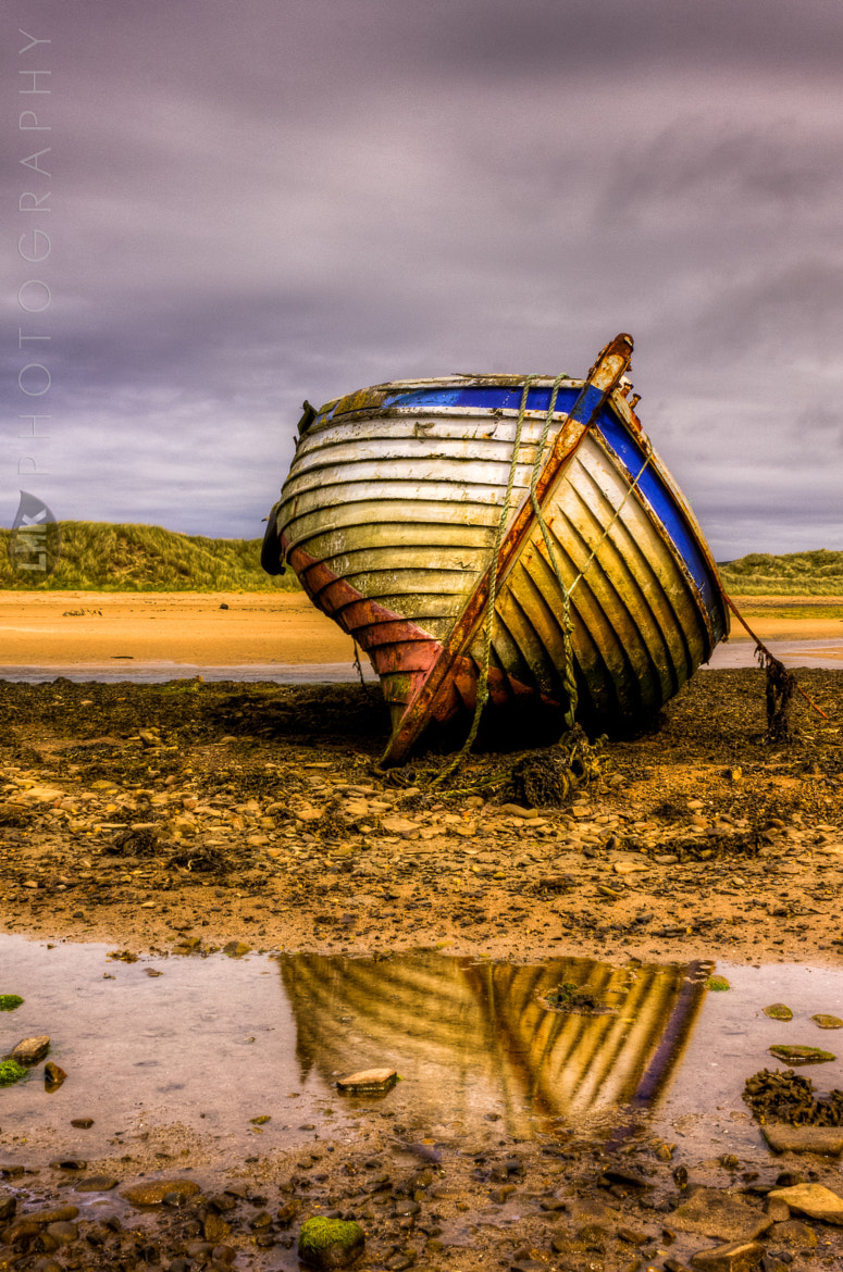 Photograph The Boat by Lee McKinney on 500px