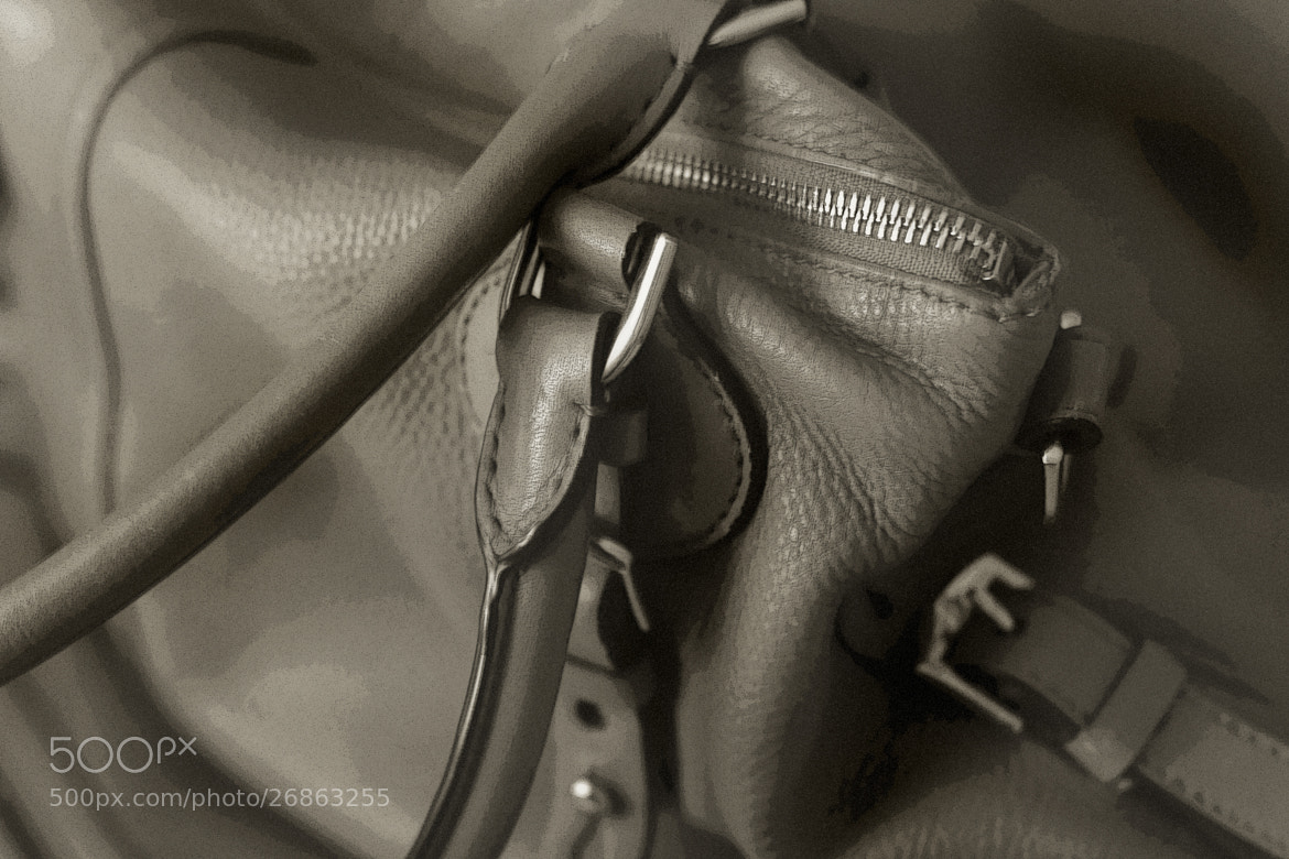 Photograph leather bag by Frederick Hartman on 500px