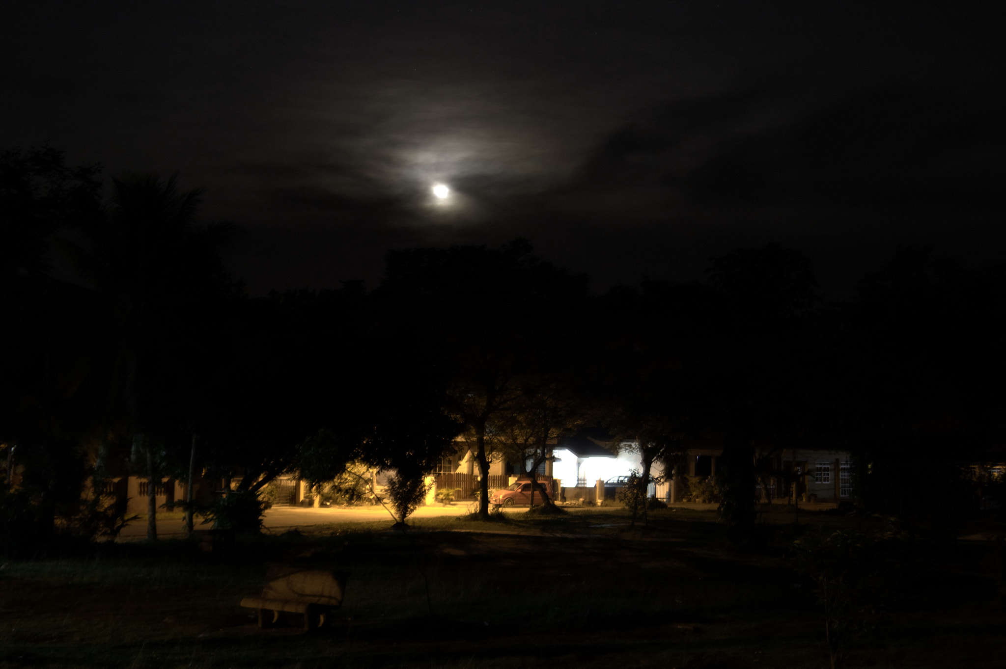 Photograph Moon by Roslan Hashim on 500px