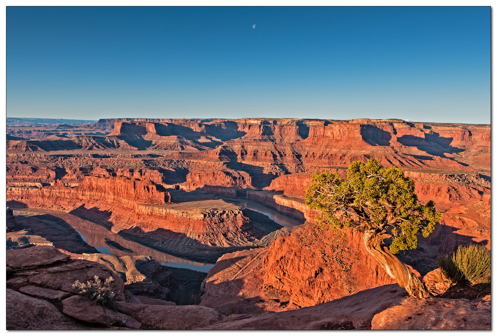 Photograph Deadhorse Point Sunrise by Jameel Hyder on 500px