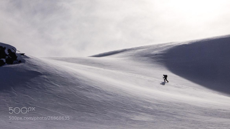 Photograph Frozen waves by Martin Kaspar Reiser on 500px