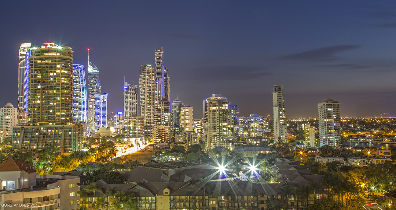 Photograph The Gold Coast by Bong Andres on 500px