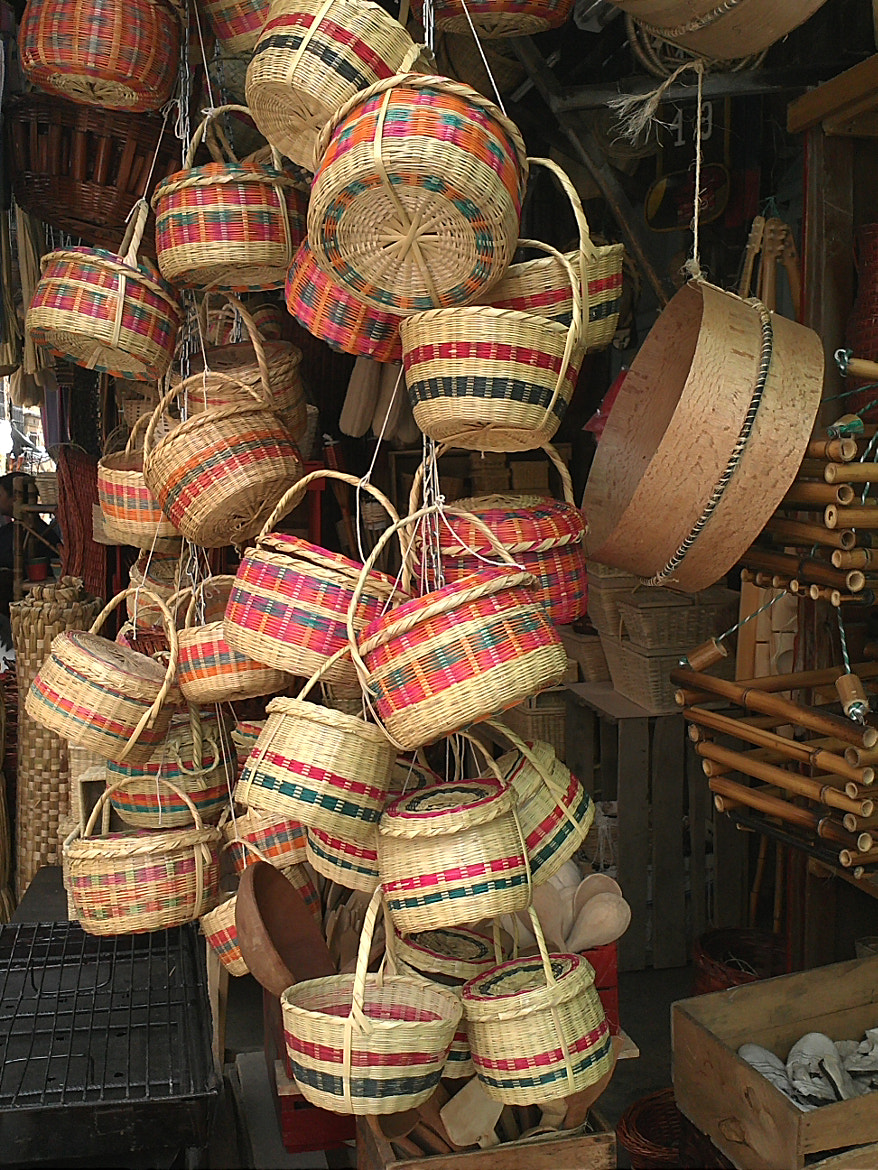 Photograph basket tree by Gus Espinel on 500px