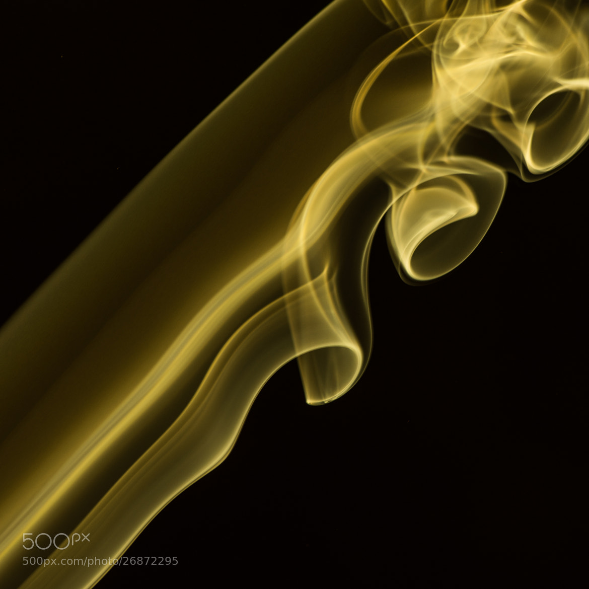Photograph Smoke by An La on 500px