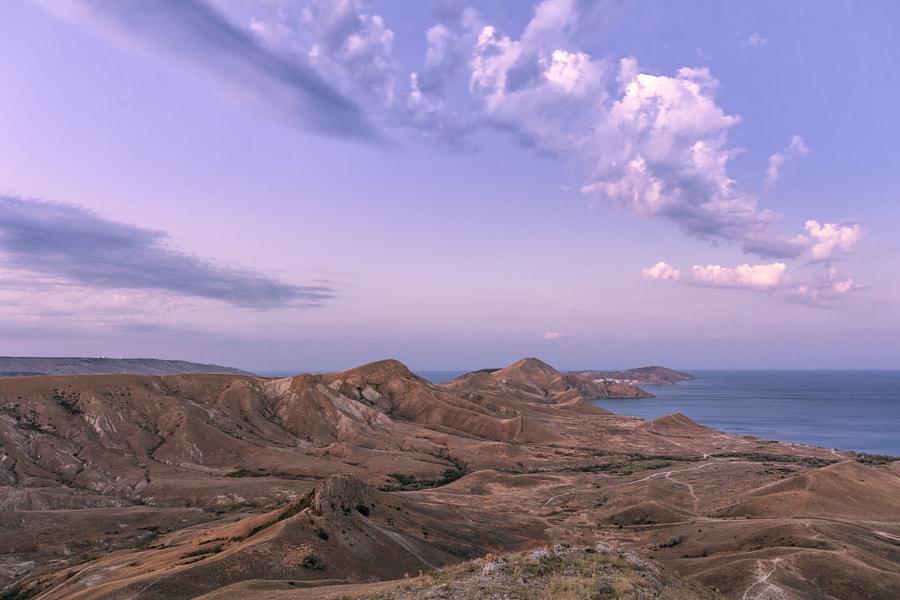 Silent bay. Crimea, автор — Olga Tarasyuk на 500px.com