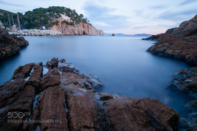 Photograph calanque de marseille by sander chauvel on 500px